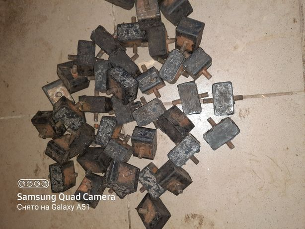 Подушки глушителя уаз 452.469.газ 69