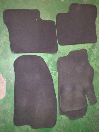 Войлочные коврики для салона авто