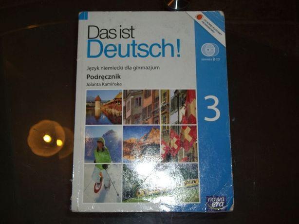 Das ist Deutsch 3 + 2 płyty