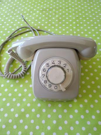 Telefone antigo Marcação por disco