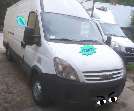 Iveco daily 3.0 2009 chłodnia