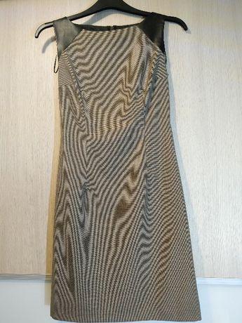 Nowa Sukienka Orsay (wzór: delikatna kratka)