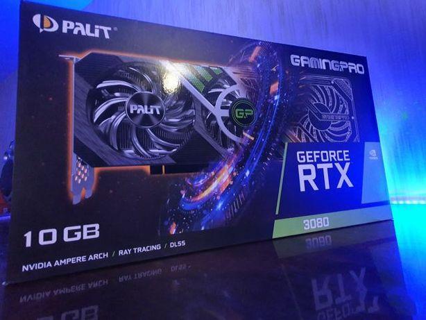 Відеокарта LHR Palit RTX 3080 GamingPro OC 10GB