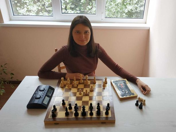 Тренер по шахматам, онлайн занятия для детей от 5 лет