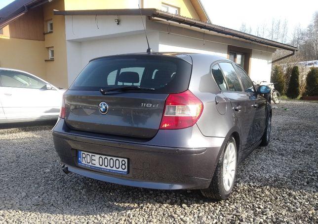 BMW Seria 1. 2.0D 2006r