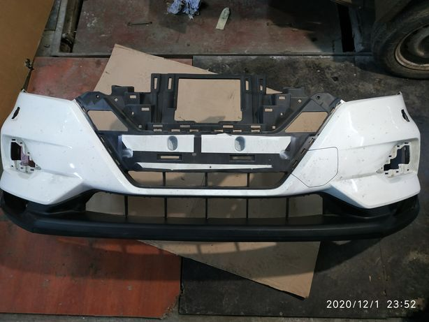 Передний бампер Ниссан Кашкай Nissan QASHQAI