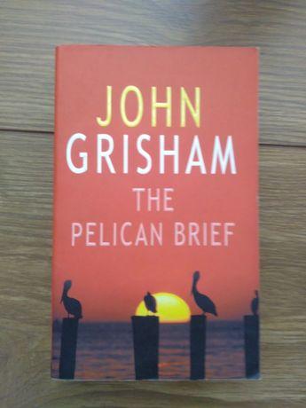John Grisham. The pelikan Brief. Stan bardzo dobry. Anglojęzyczna