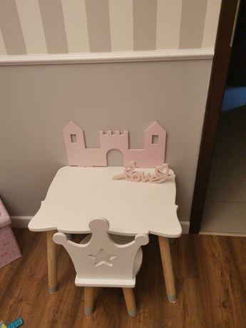 Stolik plus krzesełko