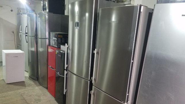 Холодильник БУ Киев и пригород 70 шт,Любой бюджет в наличии, Доставка