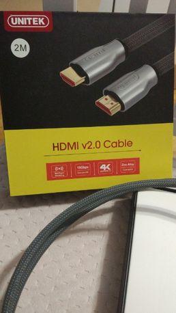 Kabel HDMI 4K Unitek 2m