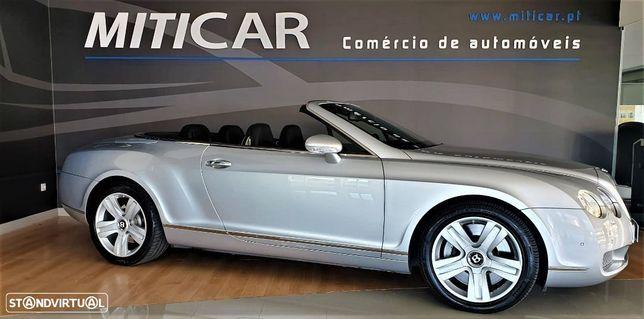 Bentley Continental Cabrio GTC