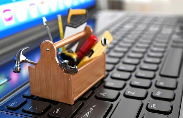 Usługi informatyczne, naprawa, konfiguracja, instalacja