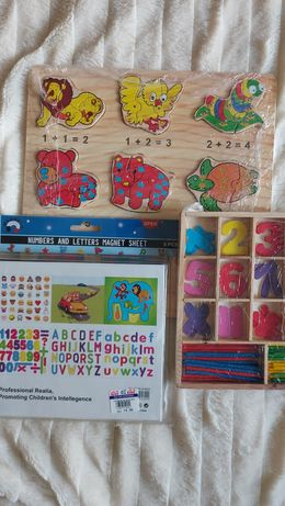 Пазлы для детей дошкольного возраста
