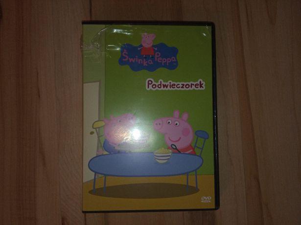 Świnka Peppa Podwieczorek film DVD