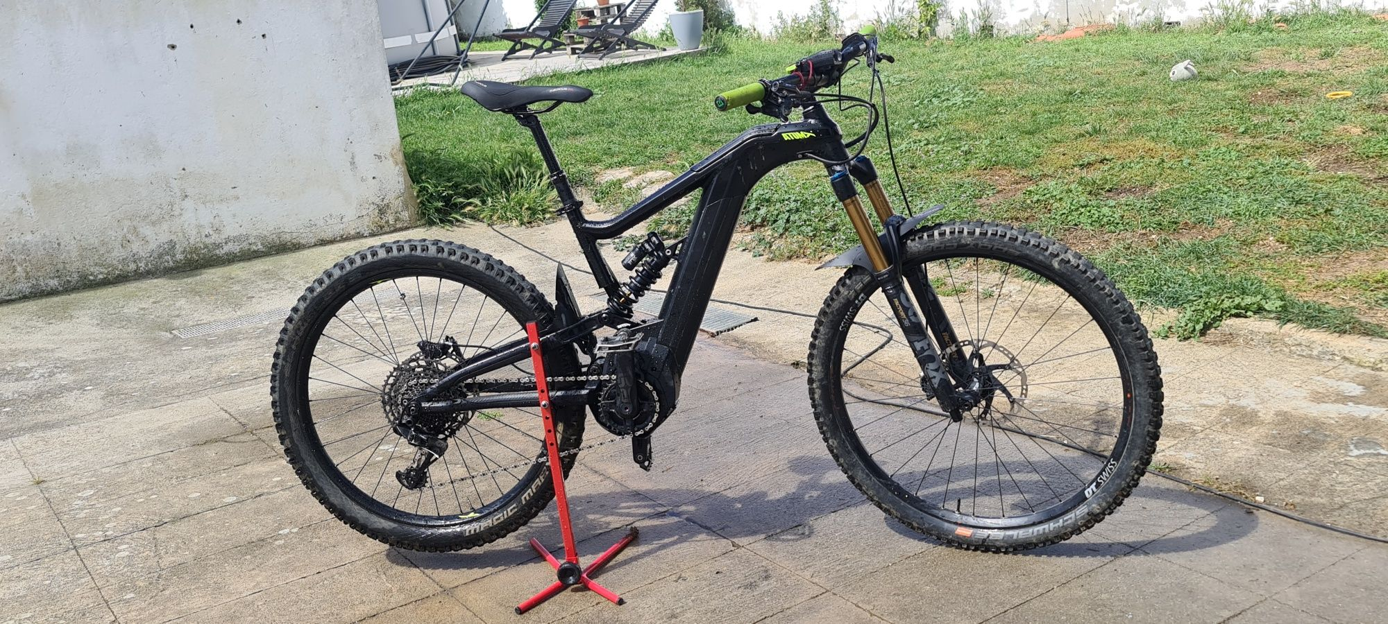 "BH Atom-x Lynx Pro-SE  27,5″+/ 29""  E-bike Bateria720Wh"