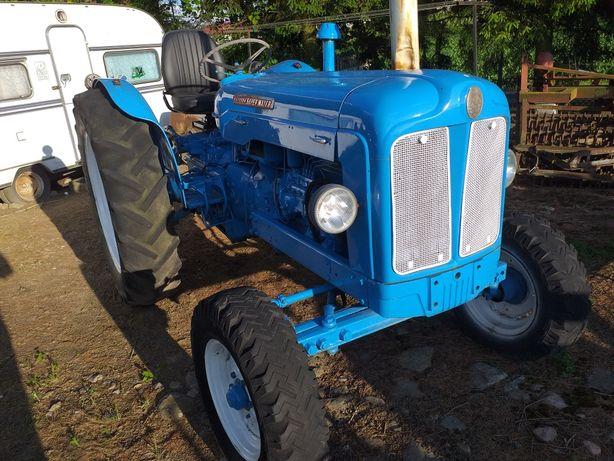 Traktor zabytkowy FORDSON SUPER MAJOR 1960rok zarejestrowany kp.
