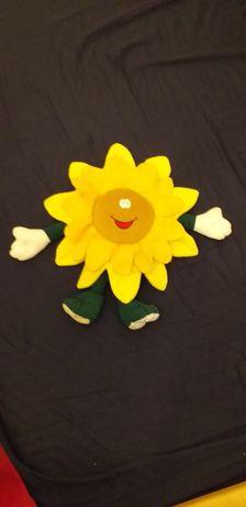 Słonecznik słońce maskotka przytulanka