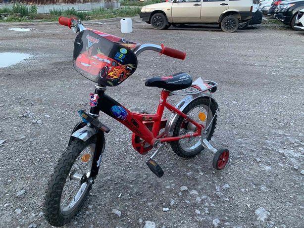 """Велосипед Макквин """"Mustang"""" 3-7 лет для мальчика"""