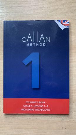 Callan students book. Stage 1: Lesson 1-9. Original.