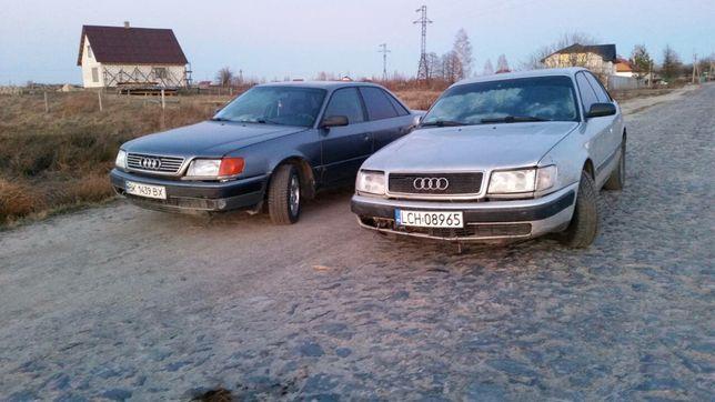 По кускам Audi 100 2.5 механика 1994