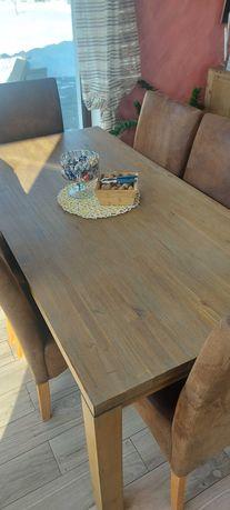 Stół i krzesła- KOMPLET
