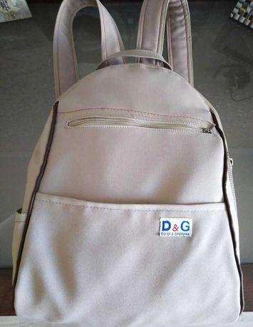 Стильный городской непромокаемый рюкзак D&G.