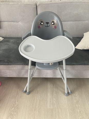 Krzesełko  fotelik kinderkraft do karmienia