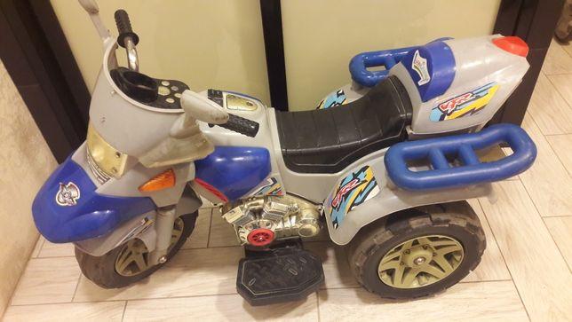 Продам детский мотоцикл!