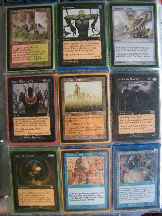 Colecção Magic The Gathering (2000+ cartas) Sacavém E Prior Velho - imagem 1