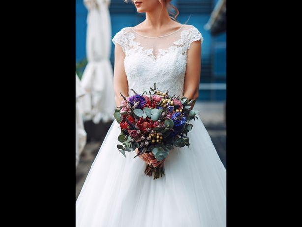 "Свадебное платье от  свадебного салона ""Dominiss"""