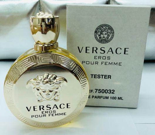 VERSACE EROS POUR FEMME - tester / perfumy - duży wybór !!!