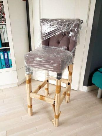 Nowe krzesło barowe, hoker