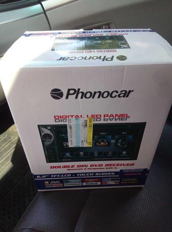 Radio phonocar vm057t media sta