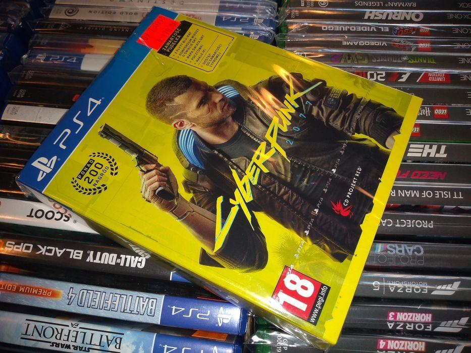 Cyberpunk PS4 nowa --- możliwość zamiany SKLEP Ursus Warszawa - image 1