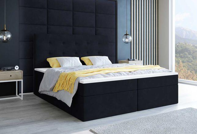 Łóżko kontynentalne Sleepy MO - 79 140 materac