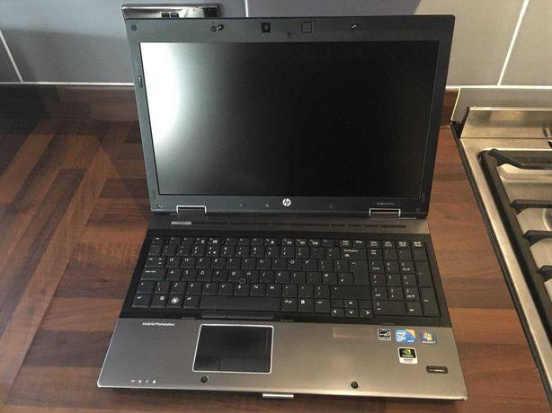 """Laptop 17,3"""" HP EliteBook 8730w-stacja robocza"""