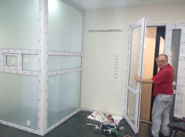 Регулировка ,ремонт металопластиковых окон