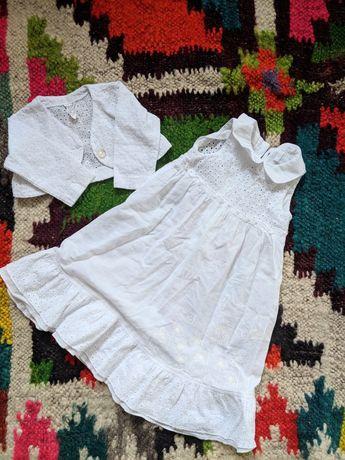 Платье на крещение