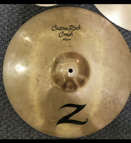 Zidjian Z-Custon 18'' Rock Crash
