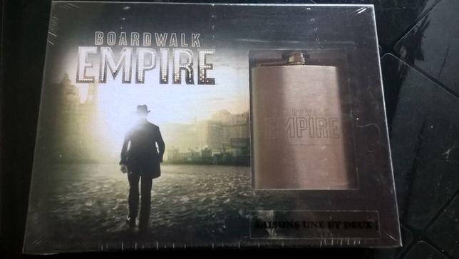 Zakazane imperium Boardwalk empire sezon 1-2 DVD pl