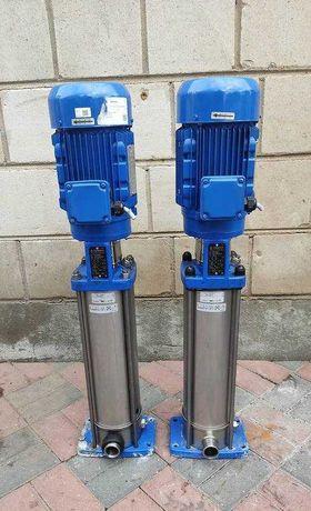 wielostopniowa pompa odśrodkowa z stali nierdzewnej LOVARA