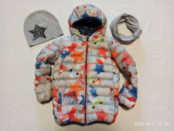 Куртка демисезонная Next р.5-6