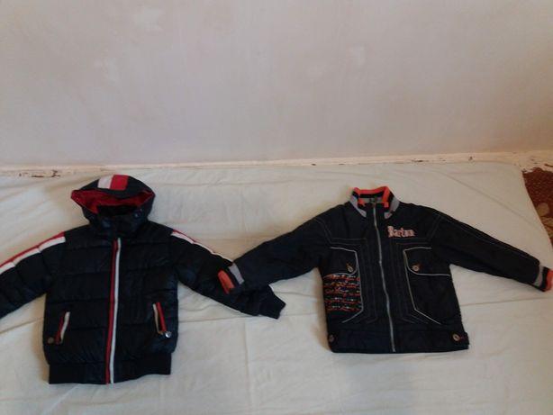Курточки на мальчика 5-7  лет. Ветровки.