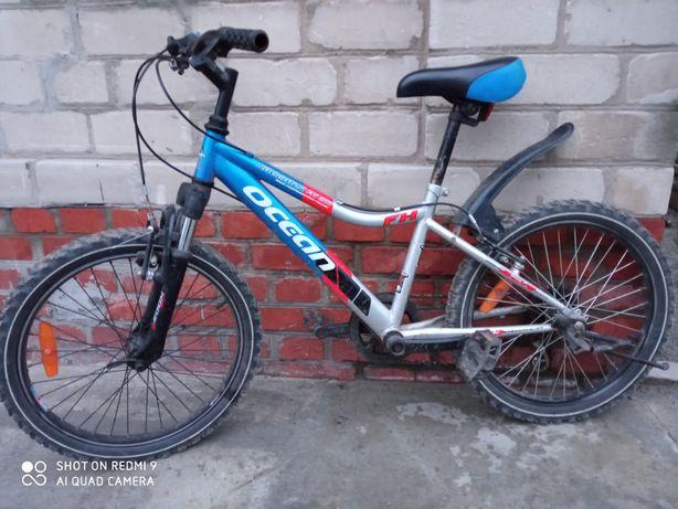 Велосипед подростковый горный