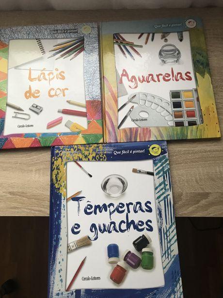 Arte Pintura Aprendizagem Técnicas e Uso