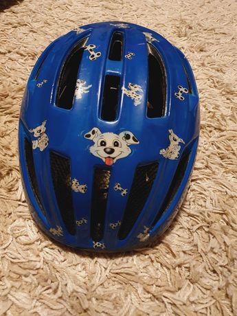 Kask rowerowy dziecięcy rozmiar 50-56