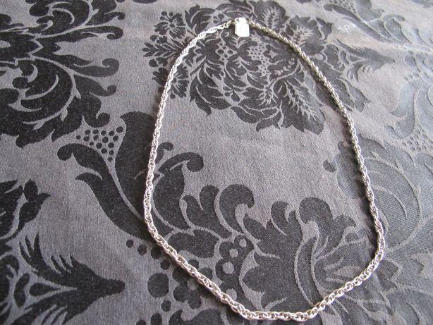 Fio em prata com malha lindíssima, rara e muito original