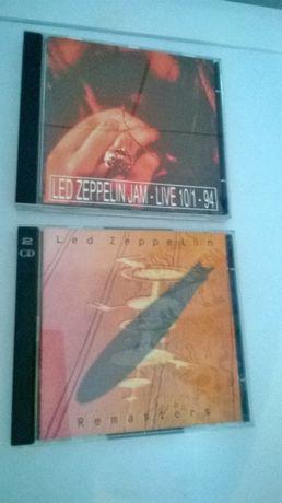 Led Zeppelin płyta cd