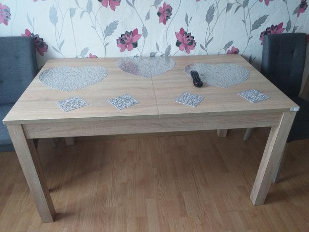 Stół rozkładany  140na 80