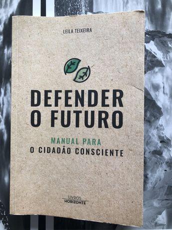 Livro de 2020   Defender o Futuro